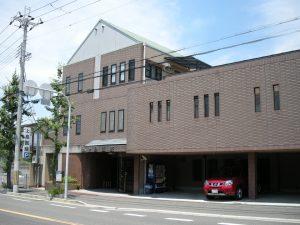 上島医院の外観写真